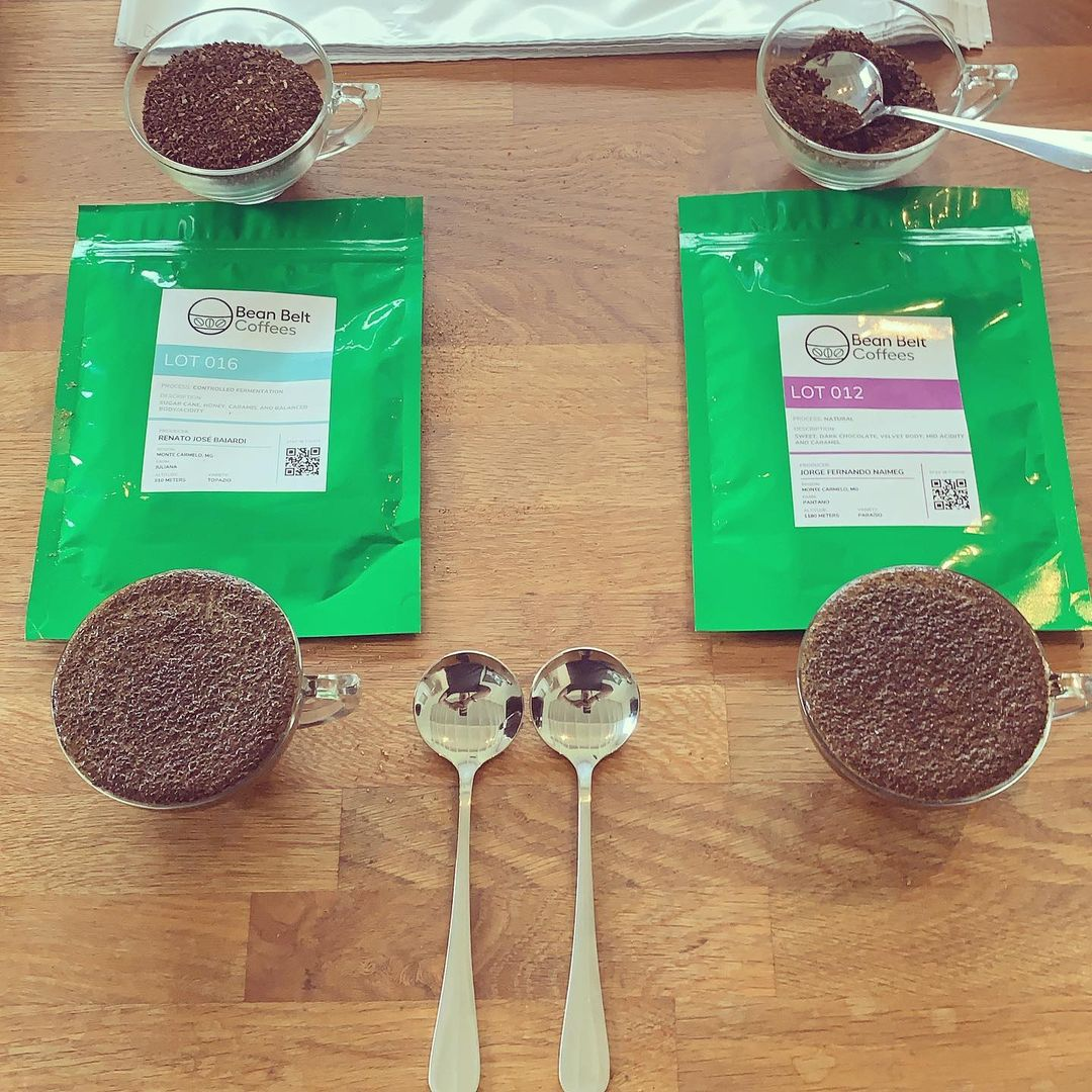 Cupping some amazing samples